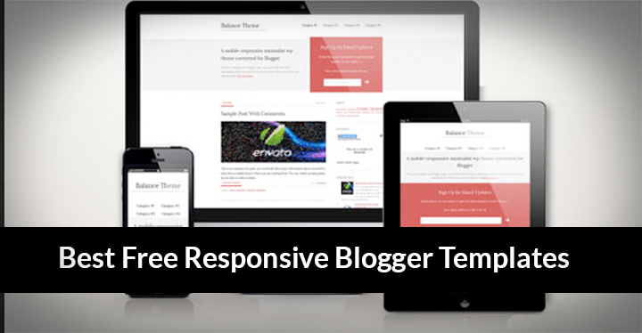10 best free responsive blogger templates 2014 for Free blogger templates