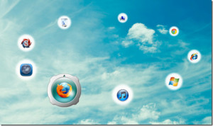 App launcher windows 7