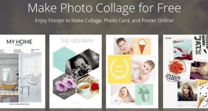 FotoJet - Best Free Photo Collage Maker Online Tool, poster creator photo design poster maker, collage maker, Create Photo Collages
