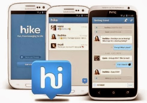Simple Process To Download, Install Hike Messenger For PC
