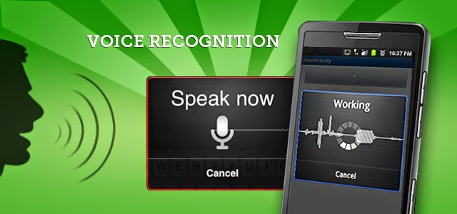 Speech-and-Voice-Recognition-Android-apps