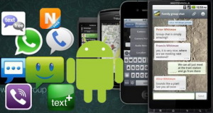 Top Best 5 Free Messaging Android apps Free Download
