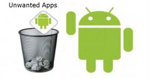 Delete Unwanted Apps In Android Smart Phone